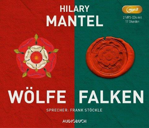 Wölfe und Falken - Hilary Mantel
