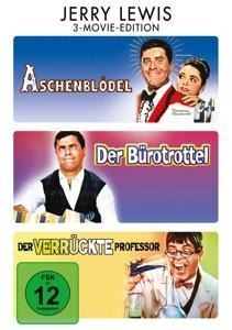 Jerry Lewis - 3-Movie-Edition -