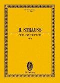 Eine Alpensinfonie - Richard Strauss