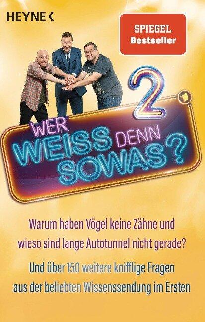 Wer weiß denn sowas? 2 - Heyne Verlag