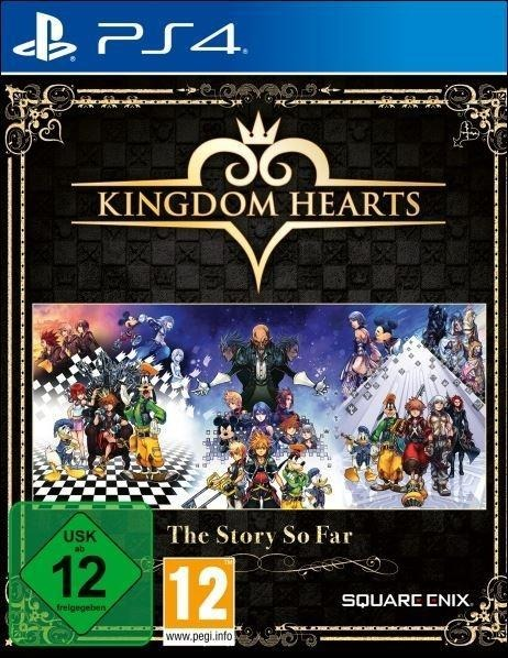 Kingdom Hearts: The Story So Far (PlayStation PS4) -