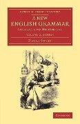 A New English Grammar - Henry Sweet
