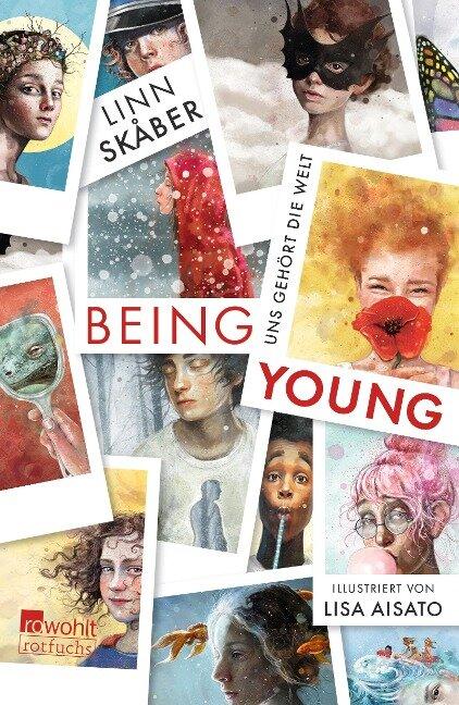 Being Young - Linn Skåber