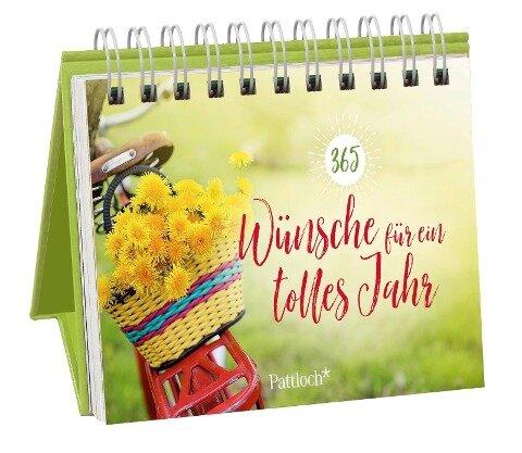 365 Wünsche für ein tolles Jahr -