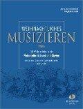 Weihnachtliches Musizieren - Anne Terzibaschitsch, Magdalene Seith