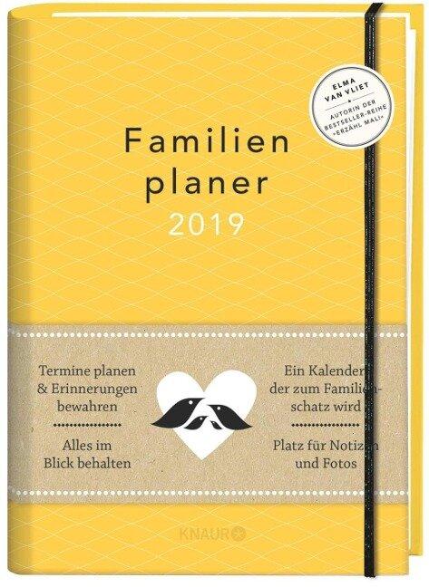 Elma van Vliet Familienplaner 2019 - Elma Van Vliet