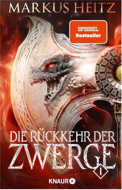 Die Rückkehr der Zwerge 1 - Markus Heitz