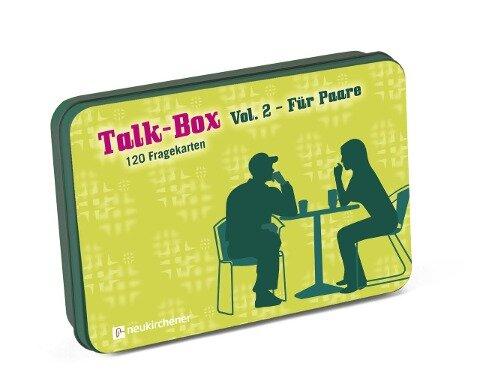 Talk-Box 2 - Für Paare - Claudia Filker, Hanna Schott