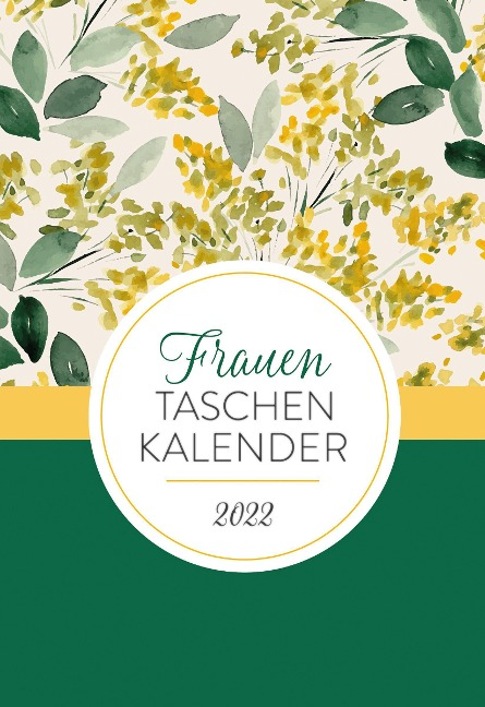 FrauenTaschenKalender 2022 - Ornament-Edition - Claudia Filker, Andrea Specht