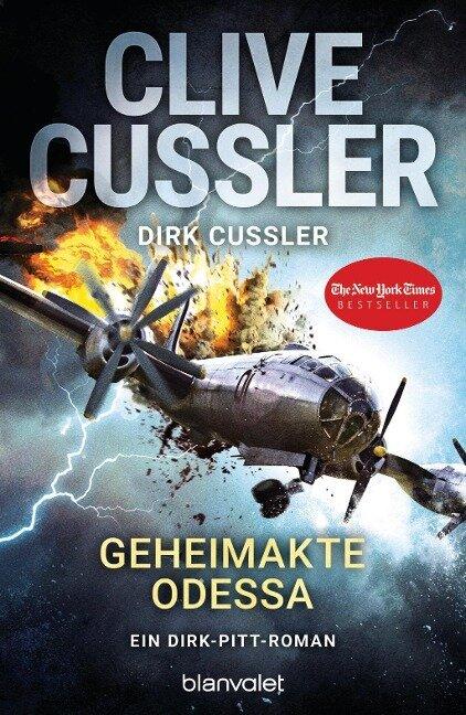 Geheimakte Odessa - Clive Cussler, Dirk Cussler