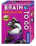 BRAIN TO GO® - Der lila Wal -