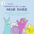 Vicky Bo's Kinder-Mitmach-Heft ab 6 Jahren - Meine Familie - Vicky Bo