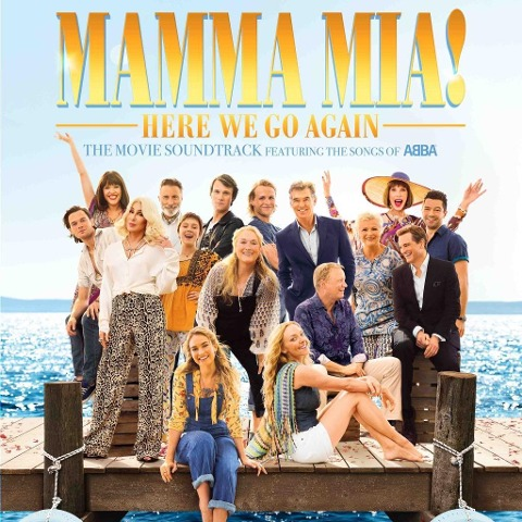 Mamma Mia! Here We Go Again (Original Soundtrack) - Ost/Various
