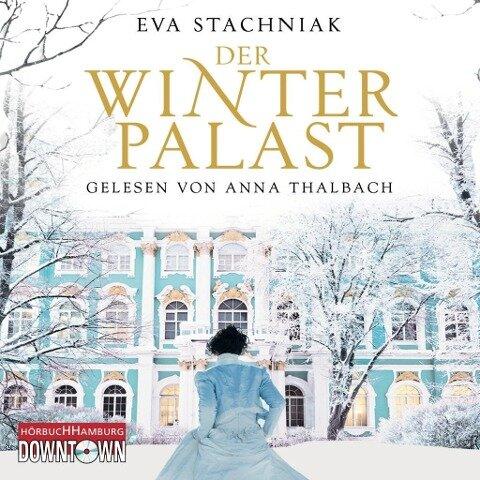 Der Winterpalast - Eva Stachniak