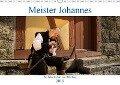 Meister Johannes - Der Scharfrichter von Würzburg (Wandkalender 2019 DIN A3 quer) - Siegfried Kreuzer