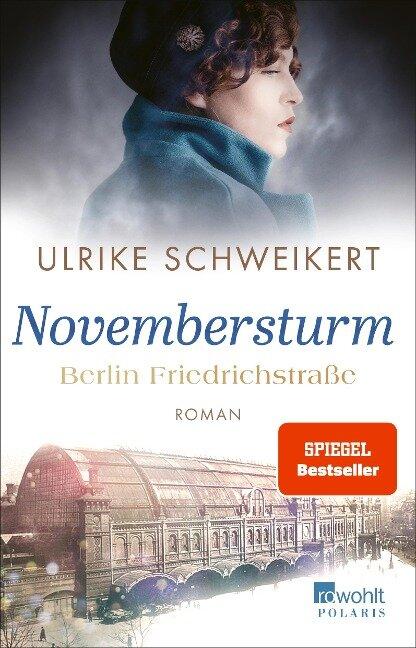 Berlin Friedrichstraße: Novembersturm - Ulrike Schweikert
