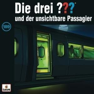 Die drei ??? 189 und der unsichtbare Passagier (Fragezeichen) -