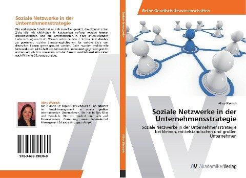 Soziale Netzwerke in der Unternehmensstrategie - Aline Weirich