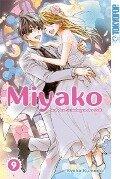 Miyako - Auf den Schwingen der Zeit 09 - Kyoko Kumagai