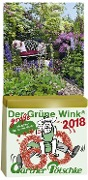 Gärtner Pötschkes Der Grüne Wink MAXI Tages-Gartenkalender 2018 -