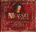 Das große Mozart-Hörbuch - Eduard Mörike, Wolfgang Amadé Mozart, Sven Görtz