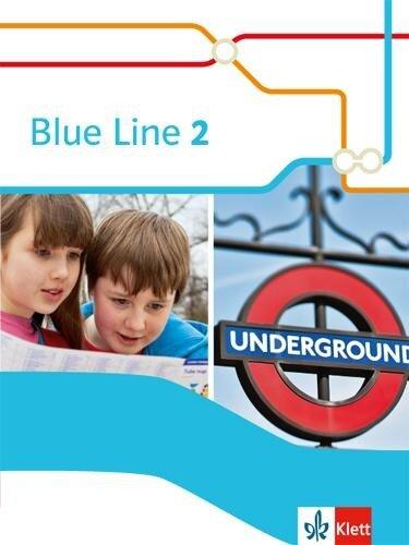 Blue Line 2. Schülerbuch (flexibler Einband) -