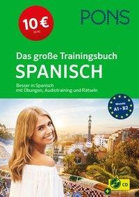 PONS Das große Trainingsbuch Spanisch -