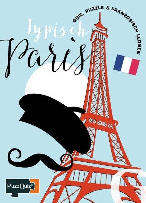 PuzzQuiz - Typisch Paris -