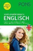 PONS Schülerwörterbuch Englisch -