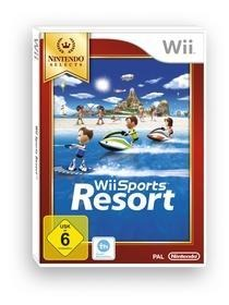 Wii Sports Resort Selects. Für Nintendo Wii -