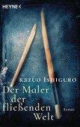 Der Maler der fließenden Welt - Kazuo Ishiguro