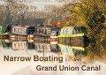 Narrow Boating auf dem Grand Union Canal (Wandkalender 2018 DIN A2 quer) - ReDi Fotografie