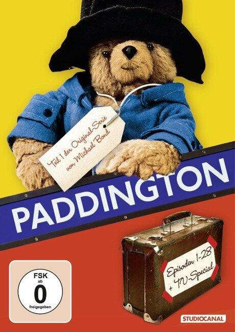 Paddington - Michael Bond, Herbert Chappell, Alfred Bradley, Brenda Johnson