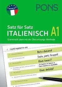 PONS Satz für Satz Italienisch A1 -