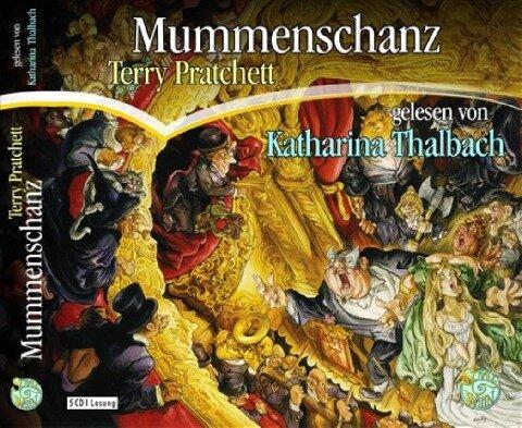 Mummenschanz - Terry Pratchett