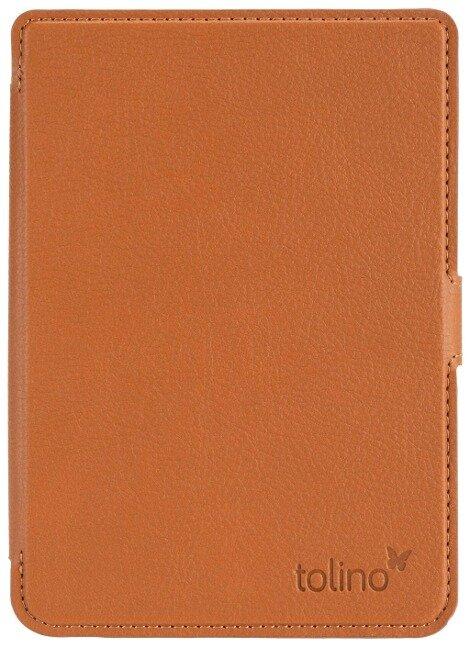 tolino page 2 - Tasche Slim Cognac -