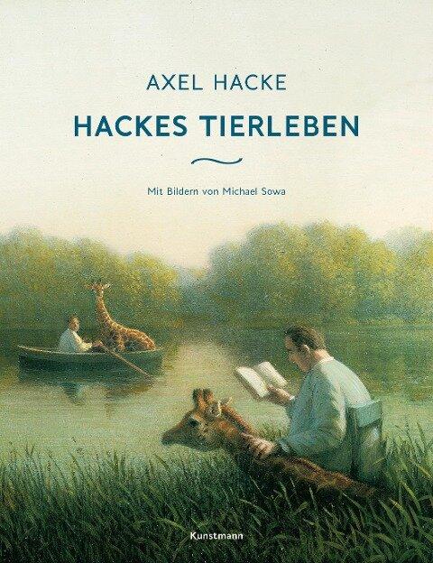 Hackes Tierleben - Axel Hacke