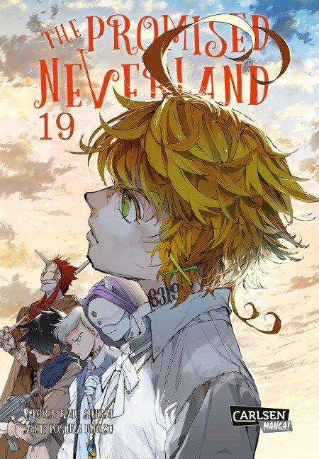 The Promised Neverland 19 - Kaiu Shirai, Posuka Demizu