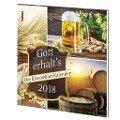 Gott erhalt's 2018 - Der Klosterbier-Kalender -