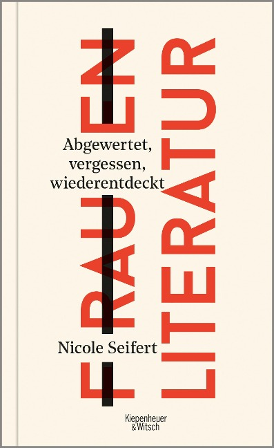 FRAUEN LITERATUR - Nicole Seifert