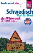 Reise Know-How Sprachführer Schwedisch - Wort für Wort plus Wörterbuch - Karl-Axel Daude
