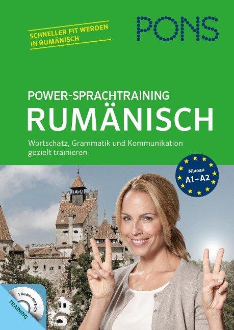 PONS Power-Sprachtraining Rumänisch -