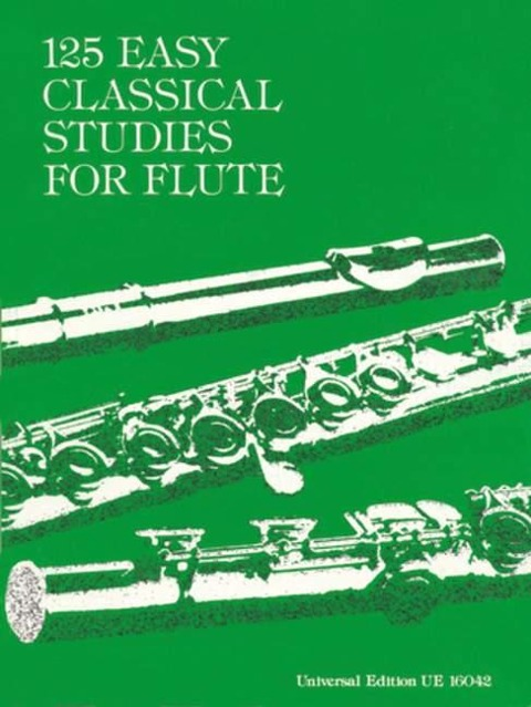 125 Easy Classical Studies - Diverse