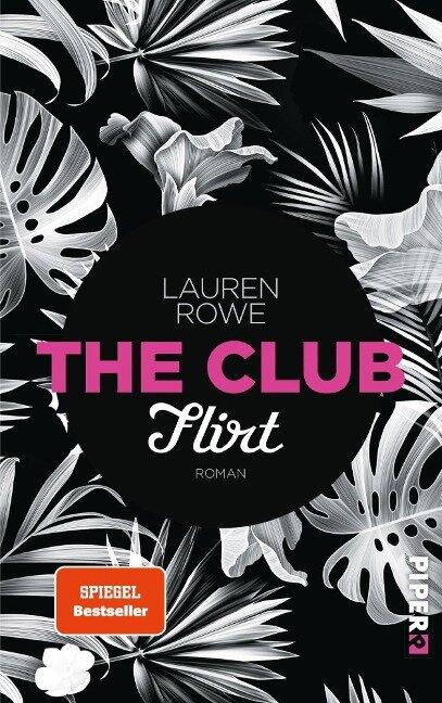 The Club - Flirt - Lauren Rowe