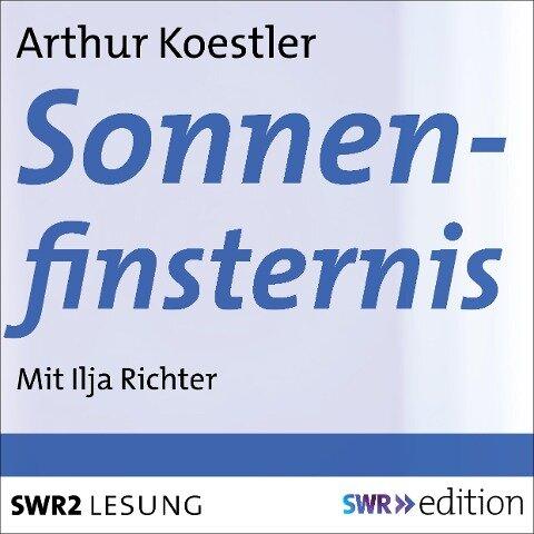Sonnenfinsternis - Arthur Koestler