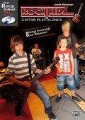 Rockkidz Guitar Play-alongs - Armin Weisshaar