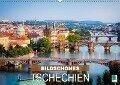 Bildschönes Tschechien (Wandkalender 2019 DIN A2 quer) - K. A. Calvendo