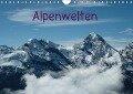 Alpenwelten (Wandkalender 2018 DIN A4 quer) - k. A. kattobello