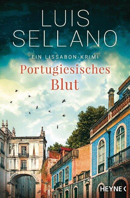 Portugiesisches Blut - Luis Sellano