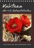 Kakteen der US-Südweststaaten (Tischkalender 2018 DIN A5 hoch) - Jana Thiem-Eberitsch